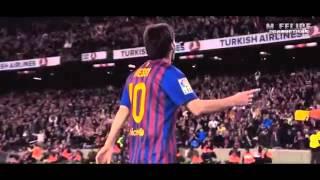 Lionel Messi Gols E Dribles 2012 2013 HD