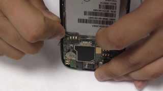 ZTE 992 Phone Repair Waterdamage Removal How To