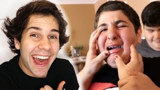 THIS MADE LITTLE BROTHER CRY!! (PAINFUL)
