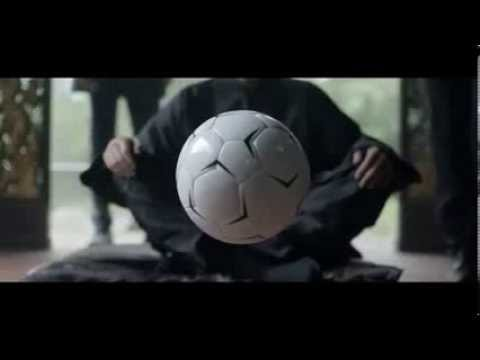 Galaxy 11 Football Awesome Commercial (Football will save the world)