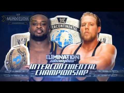 WWE Elimination Chamber 2014 Full Match Card - MLW