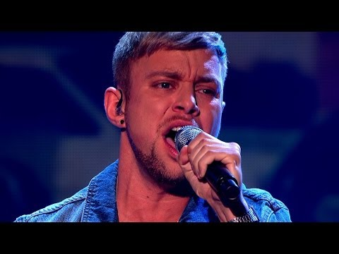 Lee Glasson performs 'Strong' - The Voice UK 2014: The Live Semi Finals - BBC One