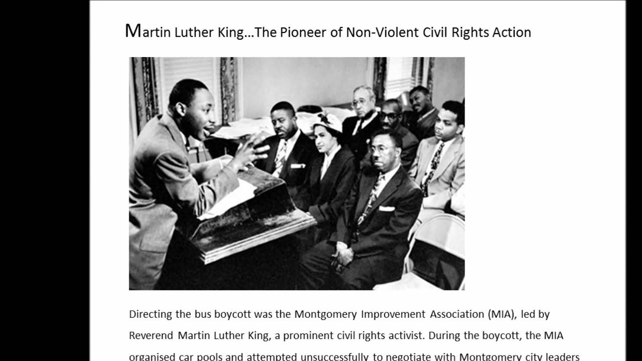 civil rights movement in usa essay pdf
