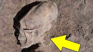 بالفيديو أشياء غريبة عثر عليه العلماء إكتشافات أثرية حقيقة لا تصدق  