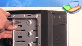 Como Instalar Um Gravador De DVD/Blu-ray [Manutenção De