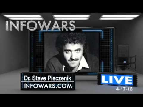 INFOWARS.COM - Dr. Pieczenik:  Boston Bombing, Obama Administration Staged Terror Attack!
