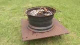How To Make A Redneck Grill