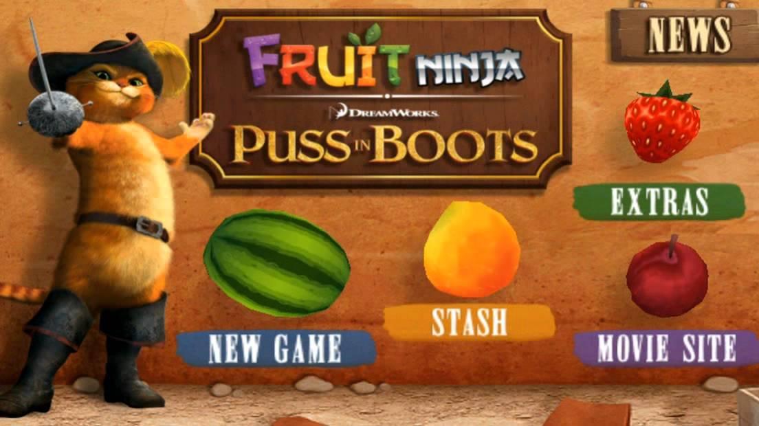 fruit ninja games to play now