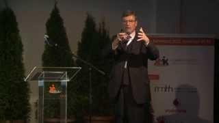 Dr. Bodonovich Jenő (NMHH) média-és hírközlési biztos előadása