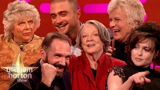 HARRY POTTER AND THE SOFA OF SECRETS | Best Of The Graham Norton Show