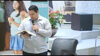 26/02/18 - Consolo e Esperança em Deus - Pr. Adriano Camargo
