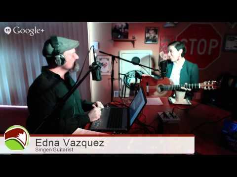 2015_02_02 Edna Vazquez (Singer/Guitarist)