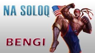 SKT T1 Bengi Lee Sin Jungle NA SoloQ