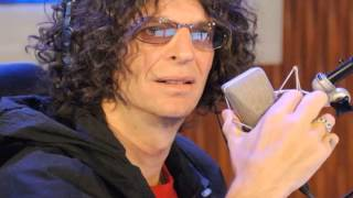 Howard Stern Talks About Iron Bowl Auburn vs. Alabama 2013