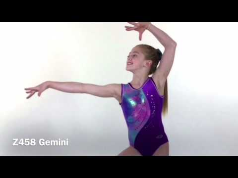 Gemini Sleeveless Leotard
