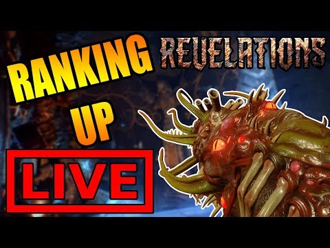 WE HIT LEVEL 1000! RANKING UP ON REVELATIONS! #SoaRRC - Call of Duty: Black Ops 3 Zombies!