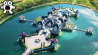 Top 10 Insane Celebrity Homes