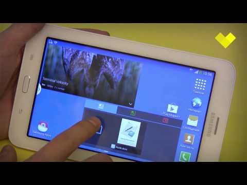 Обзор планшета Samsung Galaxy Tab 3 Lite