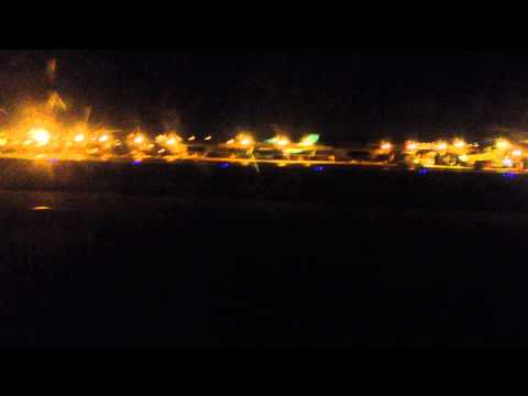 US Airways Express Bombardier CRJ-200 Landing at Richmond International Airport (RIC)