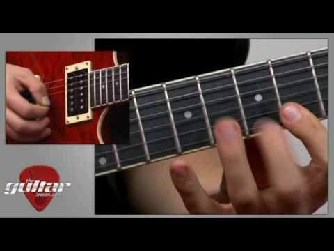 Classical Guitar Lesson Preview