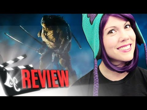 TEENAGE MUTANT NINJA TURTLES 2014 Teaser Trailer Review - Geekgasm