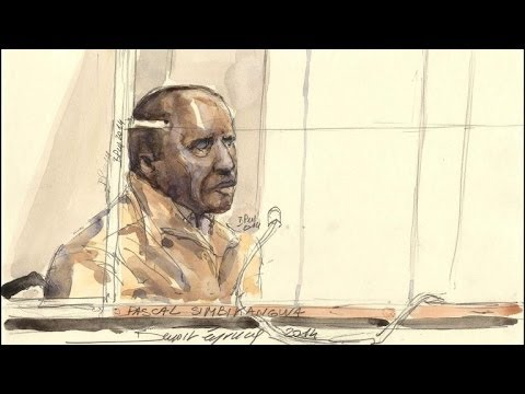 Defendent in Rwanda genocide trial denies all charges