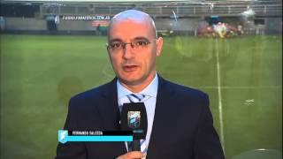 El análisis de Defensa 1 - San Lorenzo 2. Fecha 2. Primera División 2015. FPT.