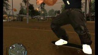 Como Colocar Skate No GTA San Andreas