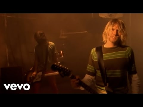 Nirvana - Smells Like Teen Spirit - Kurt COBAIN