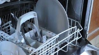 Cómo arreglar un lavavajillas que no desagua
