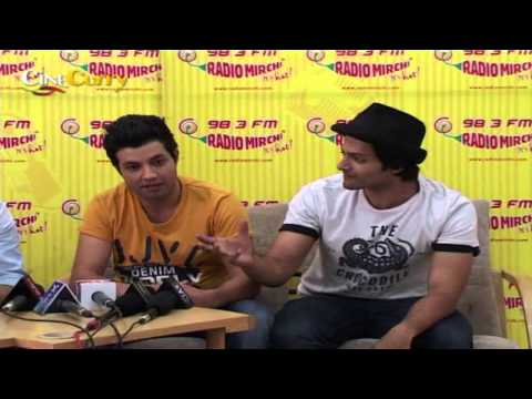 Fukrey Film Promotion At Radio Mirchi