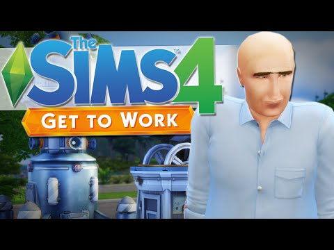 The Sims 4 | EVERYONE'S GOTTEN FAT!! | Get To Work #1