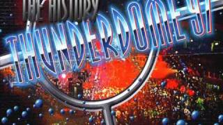Thunderdome mix  late 90s