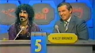 Frank Zappa: What's My Line, 1971