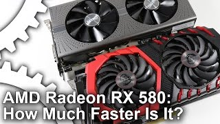 AMD Radeon RX 580 Review