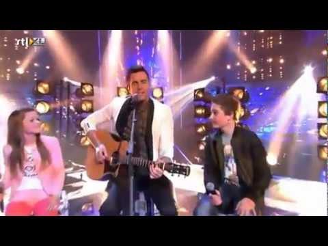 Giọng hát việt nhí 2013, Somewhere Only We Know - Vòng chung kết