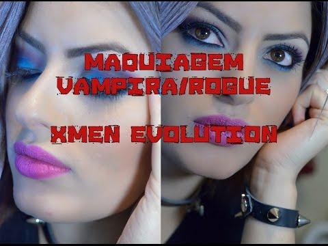Tutorial de Maquiagem inspiração Vampira