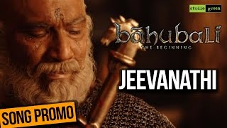 Baahubali Jeevanathi Song Promo In Tamil