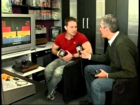 Antonio Borba e Globetrotter - Entrevista para a Revista RPC - 29/07/12