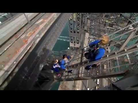 Asia Pacific Travel showreel - Bridge Climb