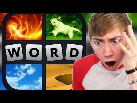 4 Pics 1 Word - WHAT ARE THE ANSWERS - Part 1 (iPhone Gameplay Video)