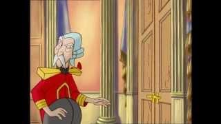 Simsala Grimm - Cisárové nové šaty