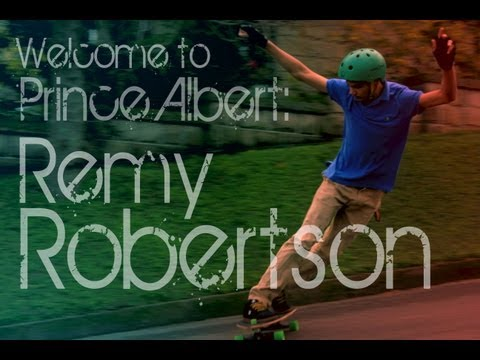 Welcome to Prince Albert: Remy Robertson