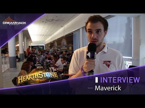 Maverick : «  Un'Goro est une très bonne extension »   - DH Summer 2017