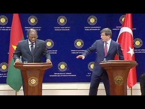 Malaise ministériel en conférence de presse image
