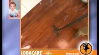 καθαριστικό αφαίρεσης υλικών LOBACARE CareRemover το μόνο καθαριστικό που αφαιρεί όλους τους λεκέδες χωρίς να κάνει ζημιά στην κάτω επιφάνεια