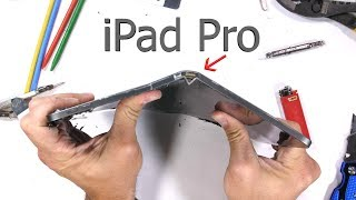 iPad Pro Bend Test! - Be gentle with Apples new iPad...