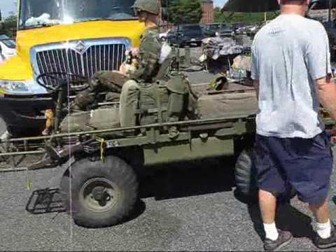 Military Vehicle Rally and Surplus Flea Market