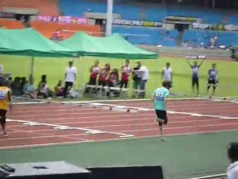 [Leeteuk fancam] 110827 Idol Sports Leeteuk the cheater.wmv