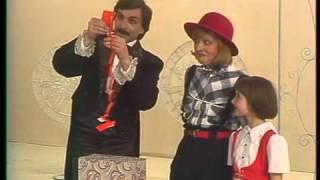 Будильник 1987 год. Амаяк Акопян даёт уроки волшебства